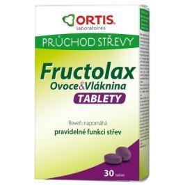 Fructolax Ovoce&Vláknina TABLETY 30