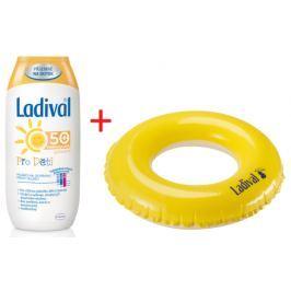 LADIVAL mléko pro děti 200ml OF50+