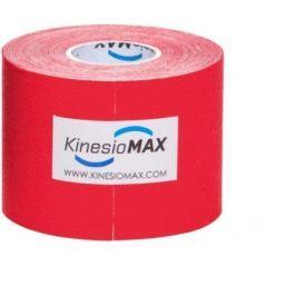 Tejp. KinesioMAX kinesio tape červená 5cmx5m