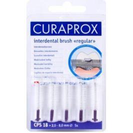 CURAPROX CPS18 regular mezizub.kart. 5ks blister