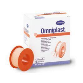 Náplast Omniplast textilní 2.5cmx5m 1ks