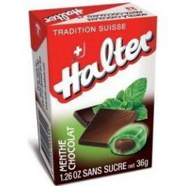 HALTER bonbóny Máta s čokoládou 36g H200356