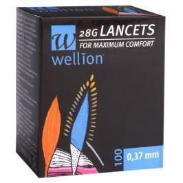 Lancety Wellion 100 ks