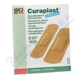 Náplast Curaplast Strips voděod. 2.5/1.9x7.2 10ks
