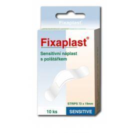 Náplast Fixaplast Sensitive Strip 72x19mm 10ks