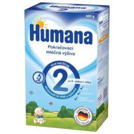 Humana 2 Pokrač. výživa 600g/po 6m.