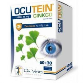 Ocutein Ginkgo Lutein 15 mg Da Vinci tob.60+30