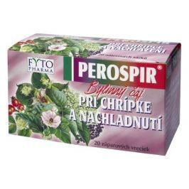 Perospir Bylin.čaj chřip.+nachl.20x1.5g Fytopharma