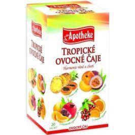 Apotheke Tropické ovocné čaje II 4v1 20x2g