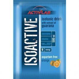 ActivLab Isoactive iont.nápoj s guaran.20sáč.pomer