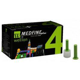 Jehly WELLION MEDFINE PLUS 32Gx4mm 100ks inz.pera
