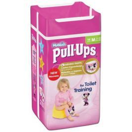 HUGGIES Pull Ups Medium - Girls 11-18 kg 14ks