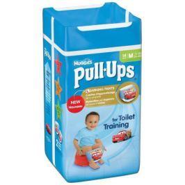 HUGGIES Pull Ups Medium - Boys 14- 18 kg 14ks