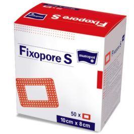 Fixopore S ovál 6.5x9.5cm - sterilní náplast 50ks