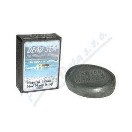 MALKI Mýdlo černé bahno 90g z Mrtvého moře