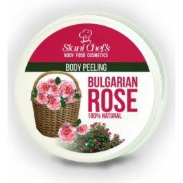 Tělový peeling Bulharská Růže 250 ml