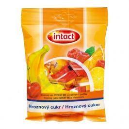 Intact sáček hroznový cukr OVOCNÝ MIX s vit.C 75g