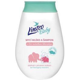 Dětské mycí mléko a šampon LINTEO BABY s Bio měsíčkem lékařským 250ml
