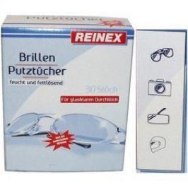 Ubrousky vlhčené na brýle REINEX 30ks