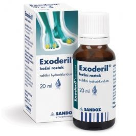 Exoderil sol.1x20ml/200mg