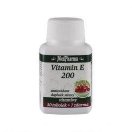 MedPharma Vitamín E 200mg forte tob.37