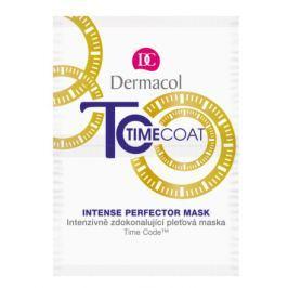 Dermacol Time Coat pleťová maska 2x8g