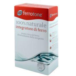 Ferrotone 100% přírodní zdroj železa sáčky 14x20ml
