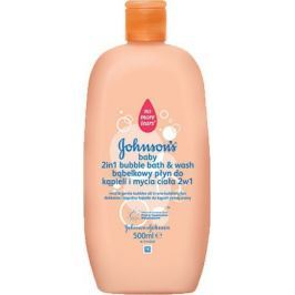Johnson´s Baby koupel 2v1 bubl a gel 500ml