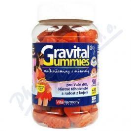 VitaHarmony Gravital Gummies 90+10 gummies zdarma