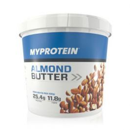 MyProtein Mandlové máslo 1000g smooth