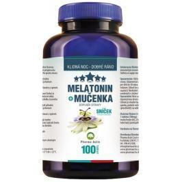Melatonin Mučenka 100 tablet
