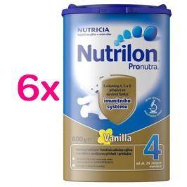 Nutrilon 4 Vanilka 6 x 800g
