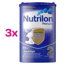 Nutrilon 2 Good Night 3 x 800g