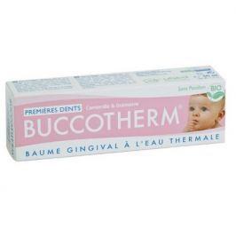 Buccotherm masáž.dětský gel na dásně 50g BUC00004