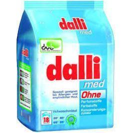 Prací prostředek DALLI MED pro alergiky 1.215kg