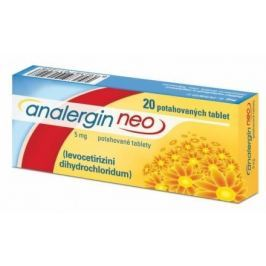 Analergin Neo 5mg  por.tbl.flm. 20x5mg