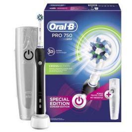 Oral B Pro 750 Black 1 ks