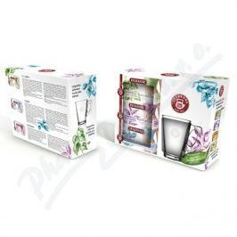 Dárkové balení TEEKANNE Fit&Slim+sklenič.3x20 n.s.
