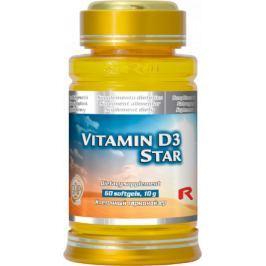 Vitamin D3 Star 60 sfg