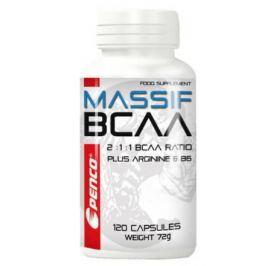 PENCO Aminokyseliny BCAA MASSIF 120 tobolek