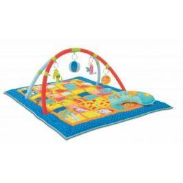 Hrací deka s hrazdou Zvídálek