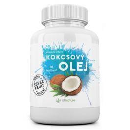 Kokosový olej kapsle Allnature 60 cps