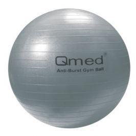 Qmed - Rehabilitační míč ABS GYM BALL stříbrný, průměr: 85 cm