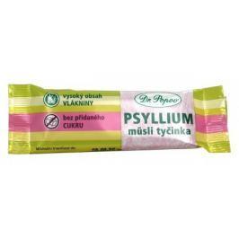 Psyllium müsli tyčinka 40g Dr.Popov