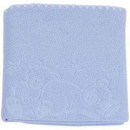 Dětská deka Womar 90x80 modrá