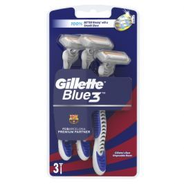 Gillette Blue3 Jednorázový Holicí Strojek 3x