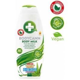 Bodycann přírodní regenerační tělové mléko 250ml