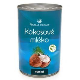 Allnature Kokosové mléko BIO 400 ml