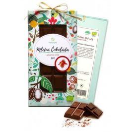 BIO Mléčná Čokoláda Naturalis s chilli 80g