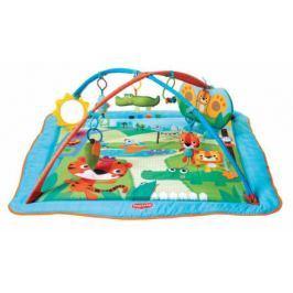 Hrací deka s hrazdou Kick & Play City Safari